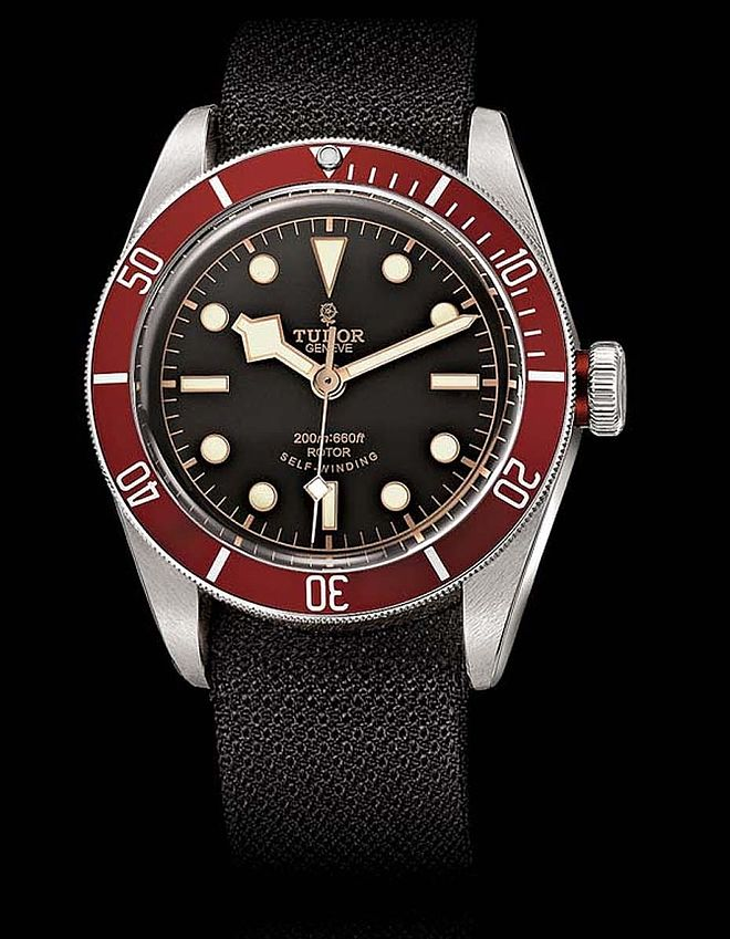 Revival Prize: Tudor, Heritage Black Bay