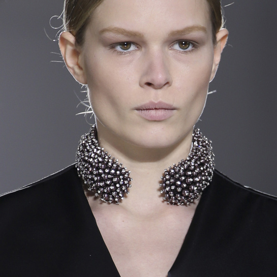 Crystal-chokers-at-Balenciaga