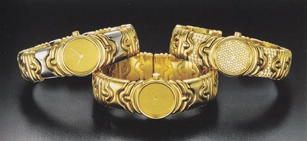 Zegarki Bulgari zkolekcji Parentesi