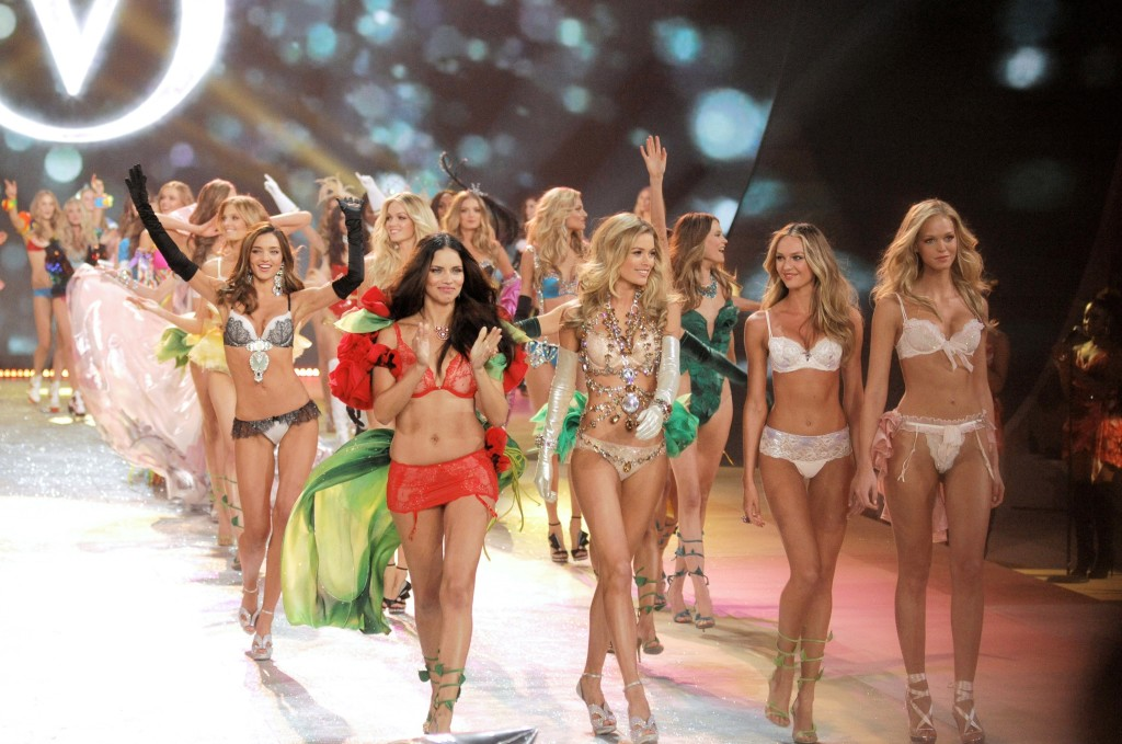 Victoria's Secret Fashion Show, Lexington Armory, New York, America - 07 Nov 2012