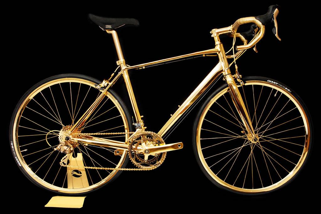 Goldgenie-Gold-Racing-Bike-1