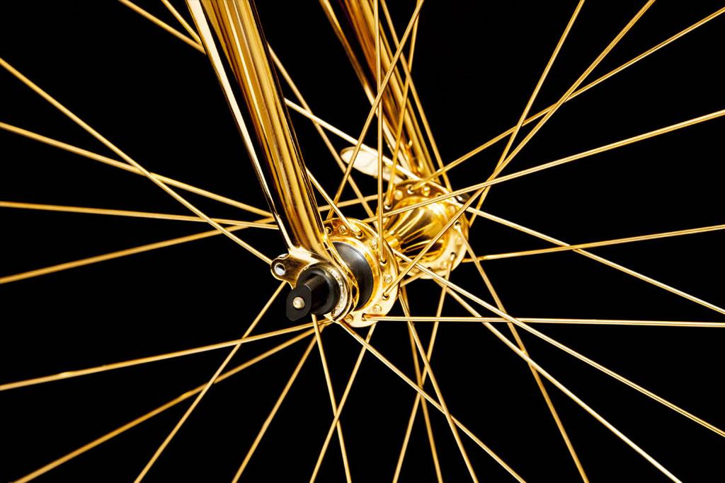 Goldgenie-Gold-Racing-Bike-5