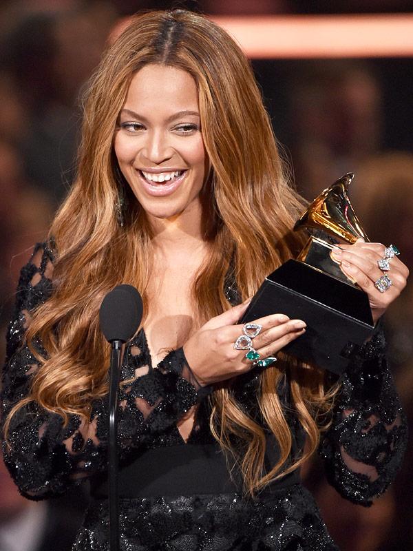 6 Beyoncé