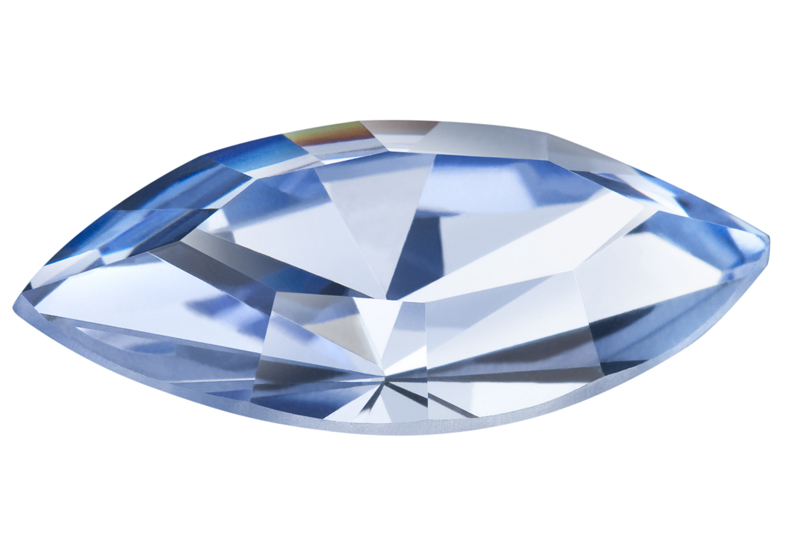 PRECIOSA Light Sapphire