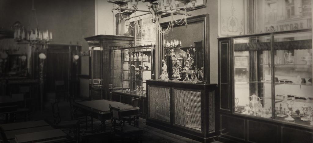 5 Nowy butik wMoskwie, 1897r.