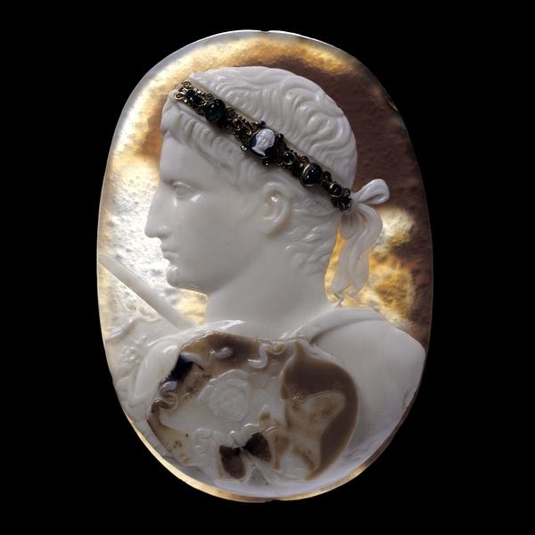 Blacas cameo, kamea zokresu Cesarstwa Rzymskiego