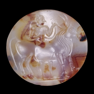 Pieczęć zagatu zokoło 1500-1300r. p.n.e.