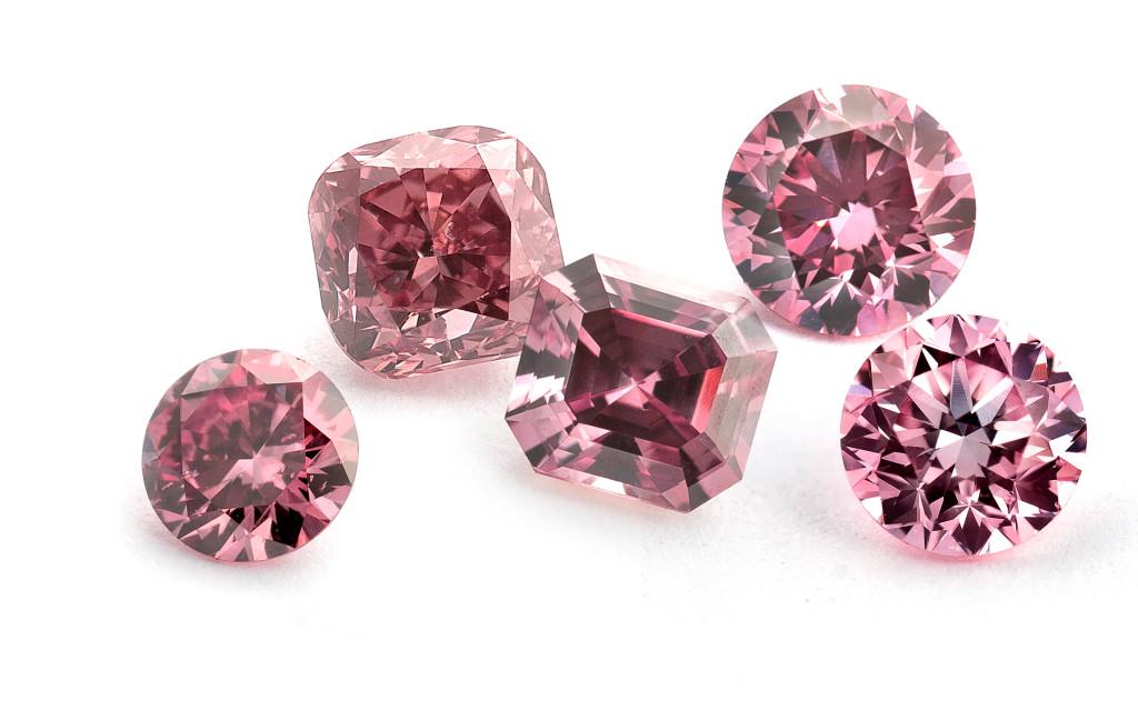 Argyle-Pink
