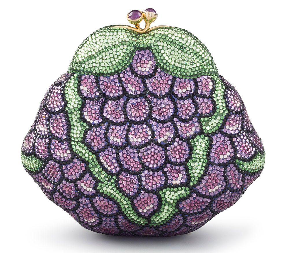 Judith-Leiber-Bunch-of-Grapes-Kiss-Lock-Evening-Bag