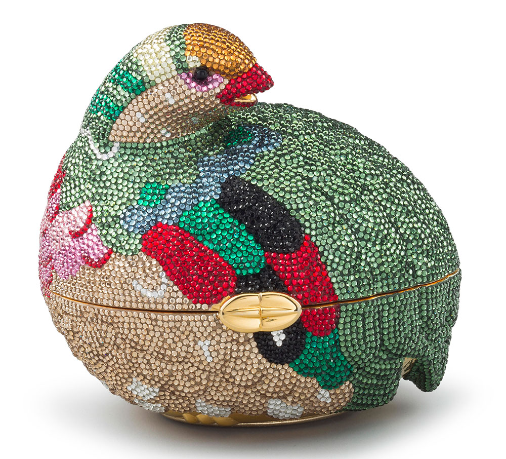 Judith-Leiber-Pheasant-Evening-Bag