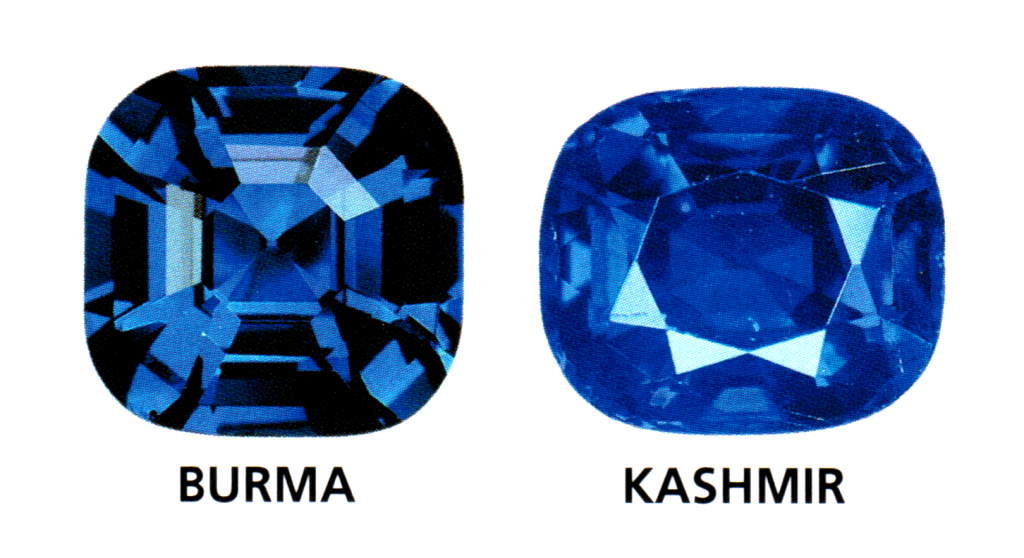 Blue Sapphires (very High Quality)