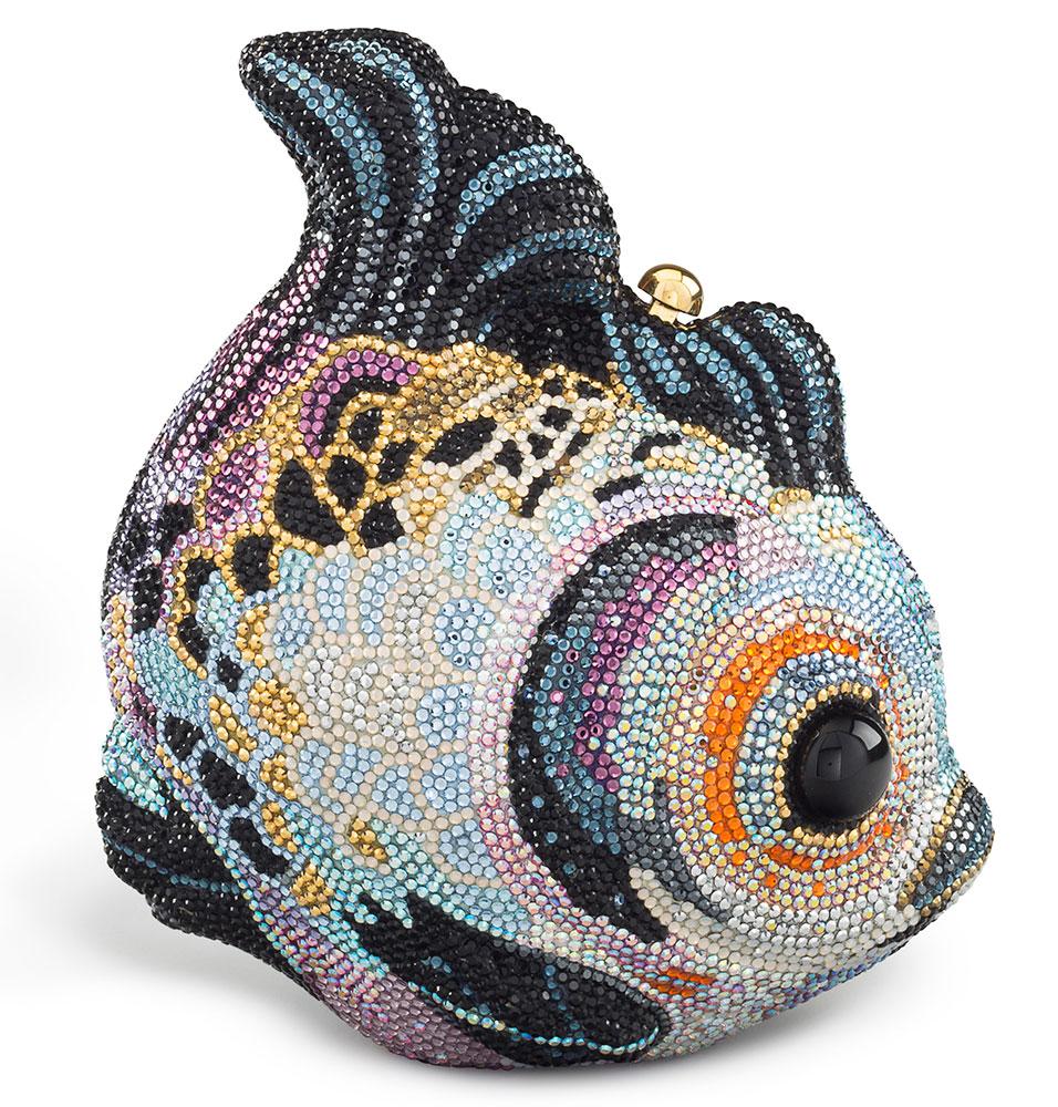 Judith-Leiber-Crystal-Koi-Fish-Evening-Bag