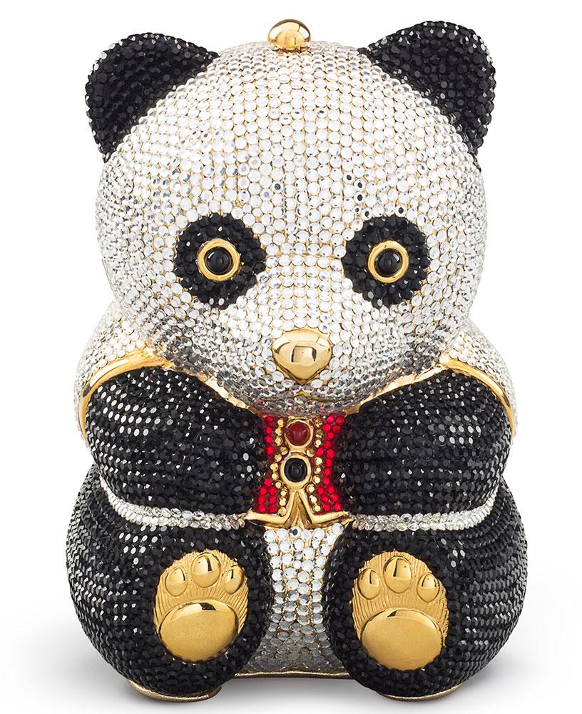 Judith-Leiber-Crystal-Panda-Evening-Bag