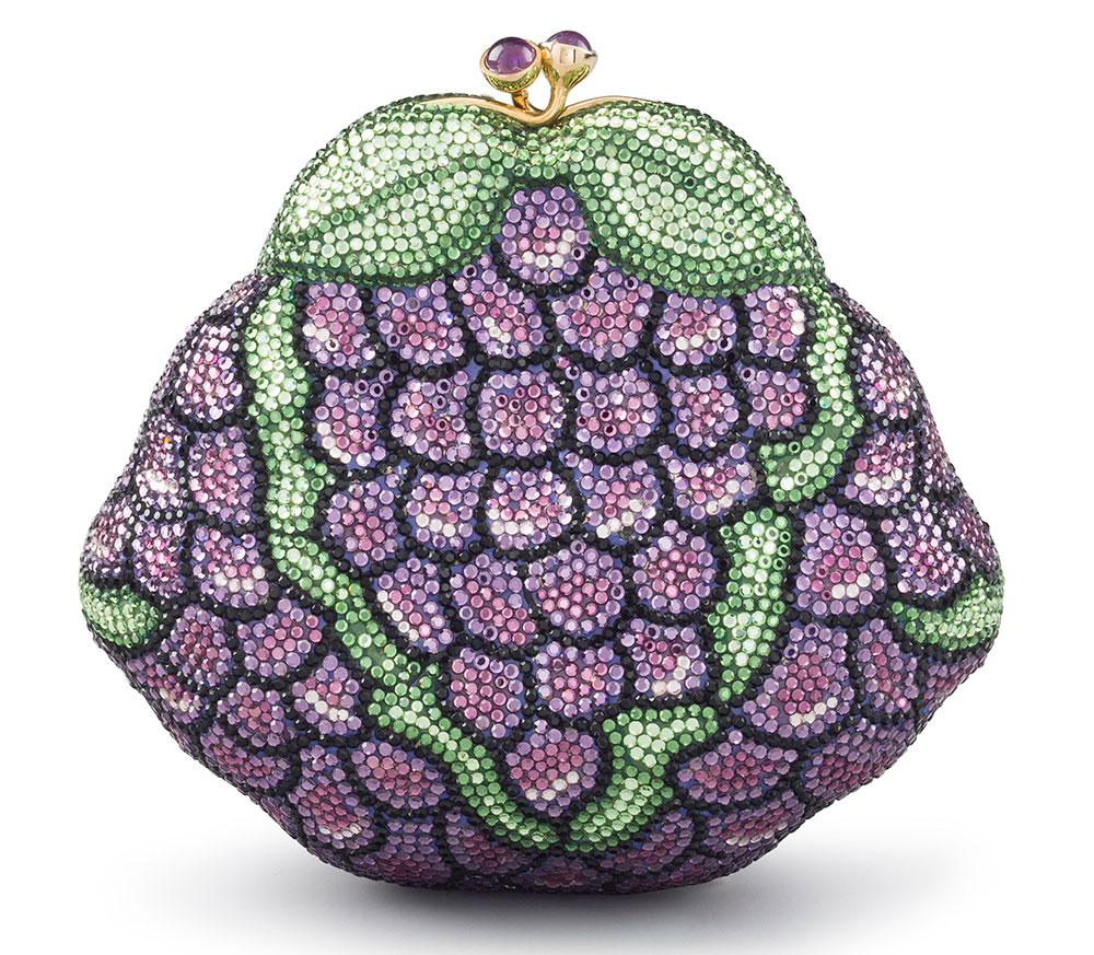 Judith-Leiber-Bunch-of-Grapes-Kiss-Lock-Evening-Bag